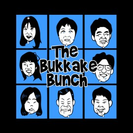 tee shirt bukkake bunch