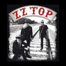 zz top concert t-shirt