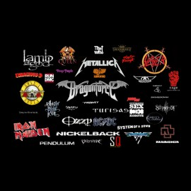 tee shirt death metal bands