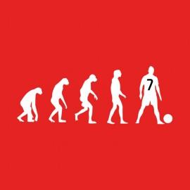 tee shirt evolution de ronaldo
