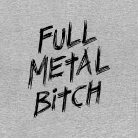 full metal bitch edge of tomorrow t-shirt