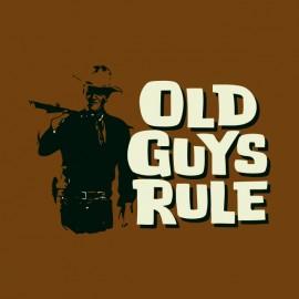 john wayne old guy t-shirt