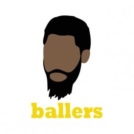 ballers Ricky Jerret t-shirt s