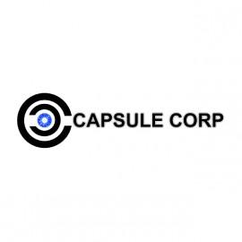 tee shirt capsule corp logo dragon ball