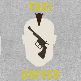 tee shirt taxi driver poster