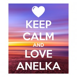 tee shirt keep calm love anelka