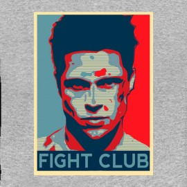 tee shirt fight club obama style