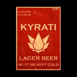 far cry 4 kyrati beer t-shirt