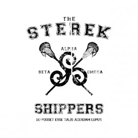 tee shirt teen wolf the sterek