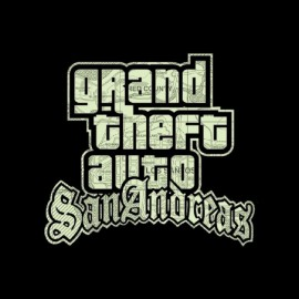 t-shirt gta san andreas grand theft auto