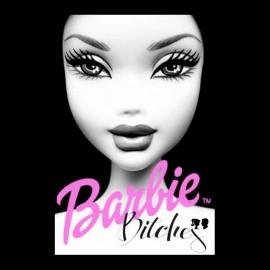 tee shirt barbie est une fille pas propre