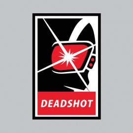 tee shirt deadshot suicide squad