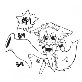 Tee shirt shibari finger
