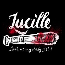 WD - Lucille Negan t-shirt