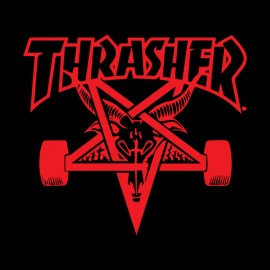 Thrasher Demon t-shirt