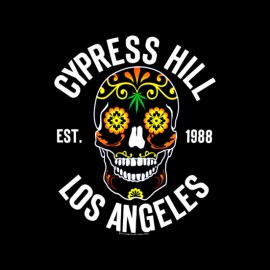 tee shirt cypress hill los angeles mexican