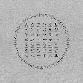 stargate alphabet t-shirt