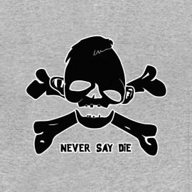 tee shirt cinoque les goonies never say die