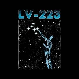 t-shirt prometheus lv-223