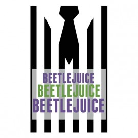 tee shirt beetlejuice costard