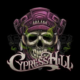 Tee shirt Cypress Hill Inca