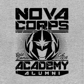 tee shirt nova corps academy