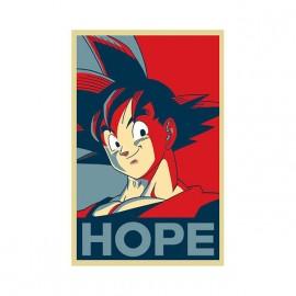 tee shirt dragon ball hope