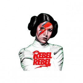 tee shirt princess leila rebel bowy