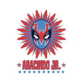 t-shirt wrestling Mexican aracnido