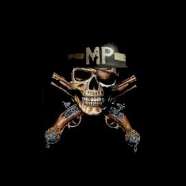 tee shirt marines mp police mercenaire