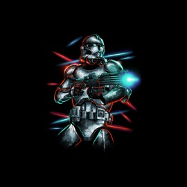 tee shirt stormtrooper fashion star wars