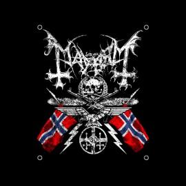 tee shirt mayhem hardcore rock