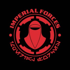 tee shirt star wars forces imperiales