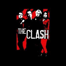 tee shirt the clash special trash punk