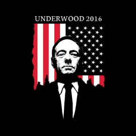 tee shirt underwood president 2016