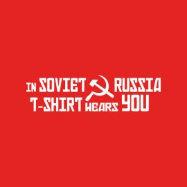 tee shirt union sovietique URSS