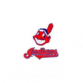 tee shirt les indians cleveland baseball