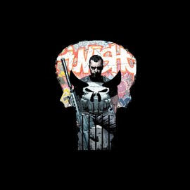 tee shirt the punisher comic book version