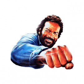 tee shirt bud spencer la legende