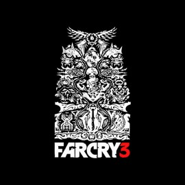 tee shirt farcry 3 artwork