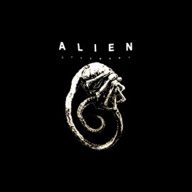 tee shirt alien Covenant