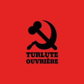 tee shirt turlute ouvriere politique humour