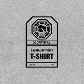tee shirt dharma initiative lost