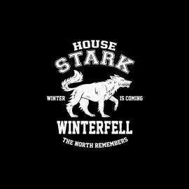 tee shirt stark winterfell got