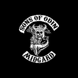 tee shirt sons of odin midgard