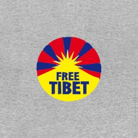 tee shirt free tibet anti chine