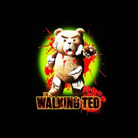 tee shirt walking ted mashup