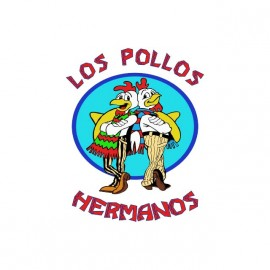 tee shirt los pollos hermanos full logo