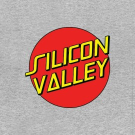 tee shirt silicon valley santa cruz