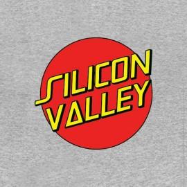 tee shirt silicon valley santa cruz